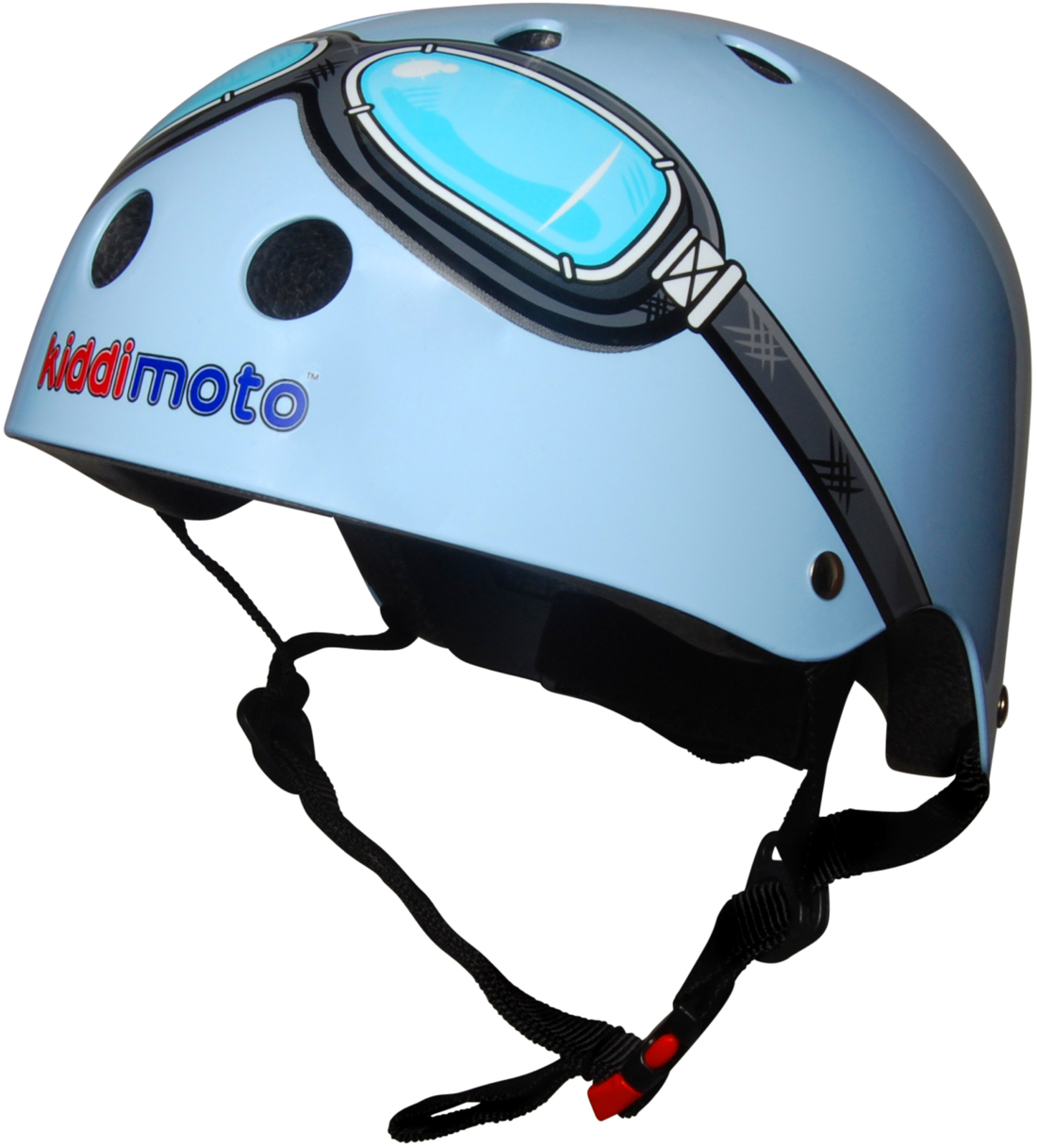 KMH007-HelmetBlueGoggleside