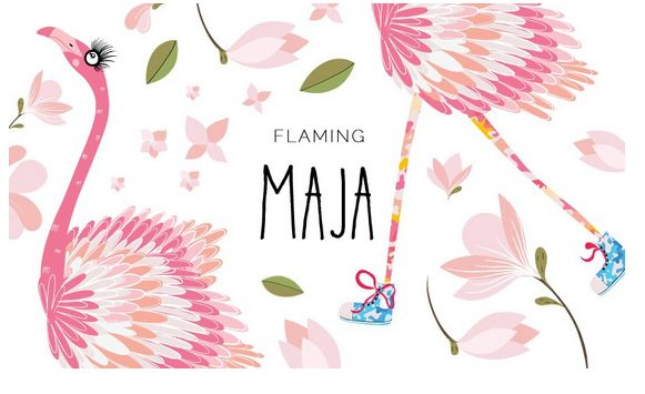 Flaming Maja