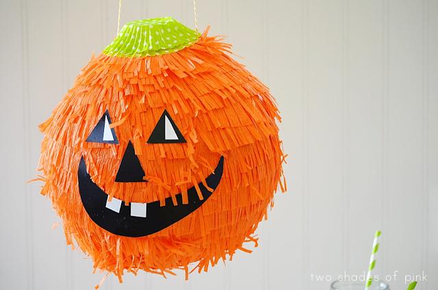 pumpkin-pinata