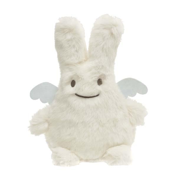 Trousselier - Przytulanka Angel Bunny Fat Boy 32cm White Steiff