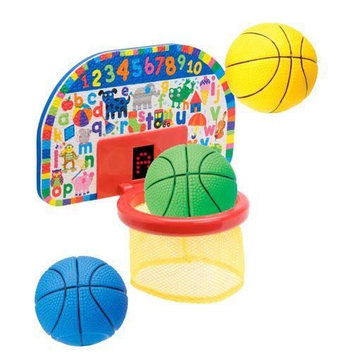 Alex Toys - Koszykówka do Kąpieli z Piłeczkami