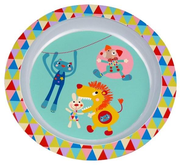 Ebulobo - Talerz z Melaminy Magic Circus