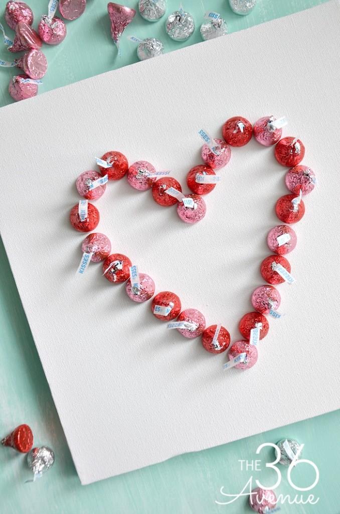Heart-Kiss-Canvas-the36thavenue.com-